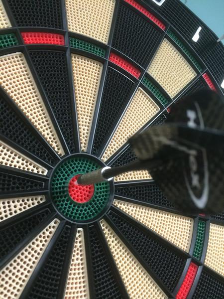 Target Audience is like the bullseye on a dartboard